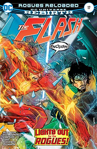 The Flash (2016-) No.17