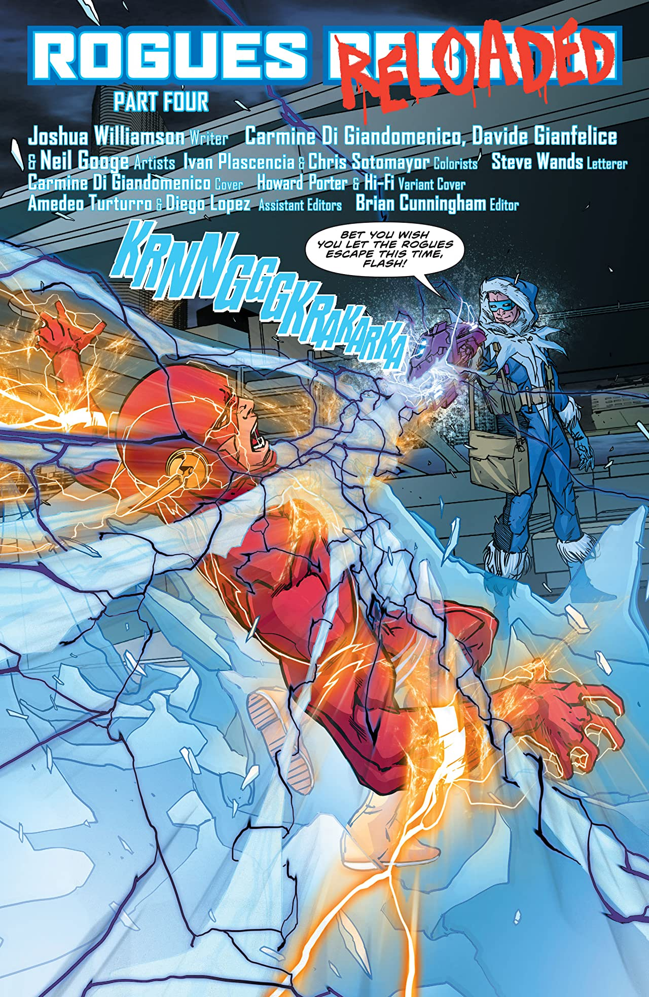 The Flash (2016-) #17
