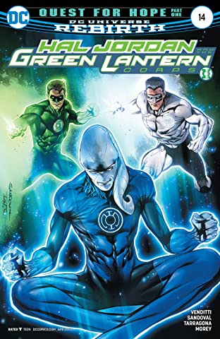 Hal Jordan and the Green Lantern Corps (2016-2018) #14