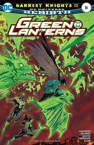 Green Lanterns (2016-) No.16