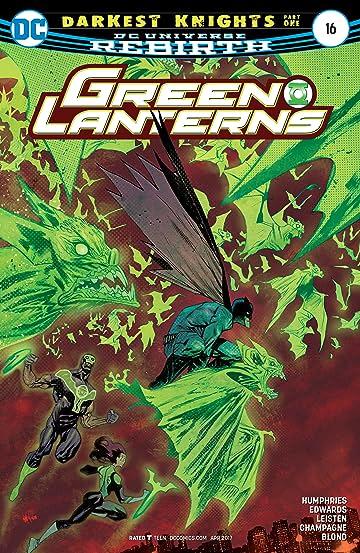 Green Lanterns (2016-) #16
