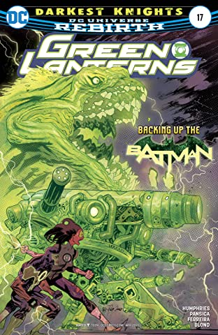 Green Lanterns (2016-) No.17