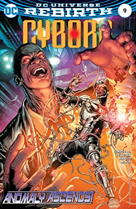 Cyborg (2016-2018) #9