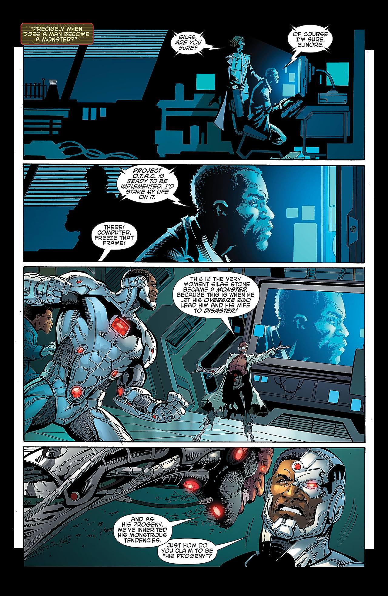 Cyborg (2016-) #9
