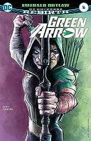 Green Arrow (2016-2019) #16