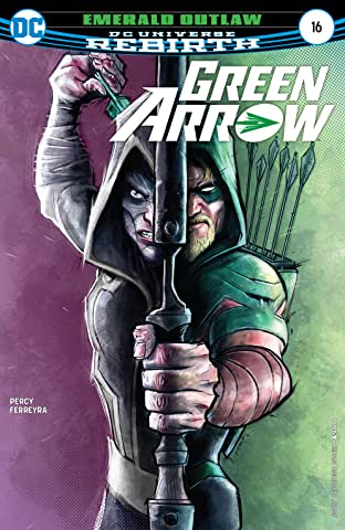 Green Arrow (2016-2019) #16