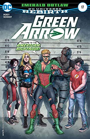 Green Arrow (2016-2019) #17