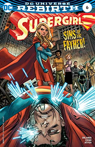 Supergirl (2016-) No.6