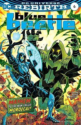 Blue Beetle (2016-2018) #6
