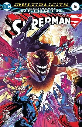 Superman (2016-2018) #16
