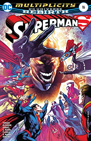 Superman (2016-) No.16