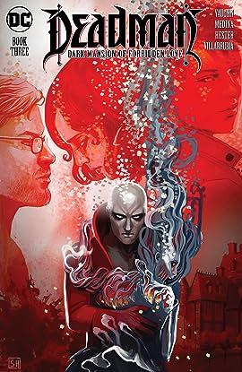 Deadman: Dark Mansion of Forbidden Love (2016-2017) #3