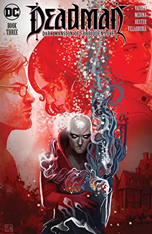 Deadman: Dark Mansion of Forbidden Love (2016-) #3