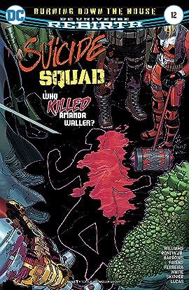 Suicide Squad (2016-2019) #12