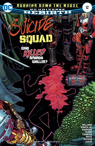 Suicide Squad (2016-2019) No.12