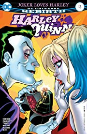 Harley Quinn (2016-) #13