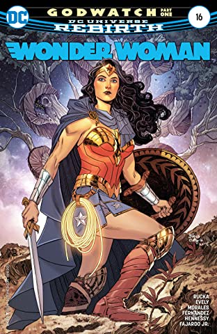 Wonder Woman (2016-) No.16