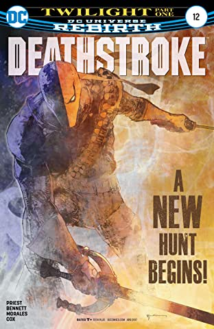 Deathstroke (2016-) No.12