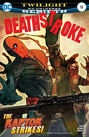 Deathstroke (2016-) No.13