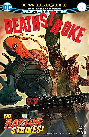 Deathstroke (2016-) #13