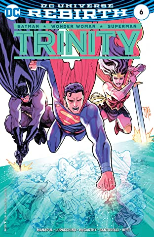 Trinity (2016-2018) #6