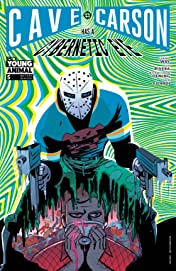 Cave Carson Has a Cybernetic Eye (2016-) #5
