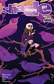 Shade, The Changing Girl (2016-2017) #5