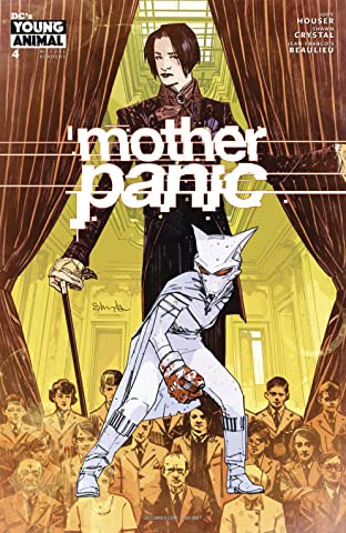 Mother Panic (2016-2017) No.4