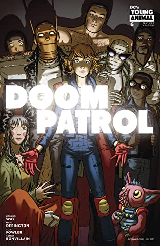 Doom Patrol (2016-) No.6
