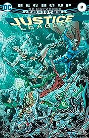 Justice League (2016-2018) #14