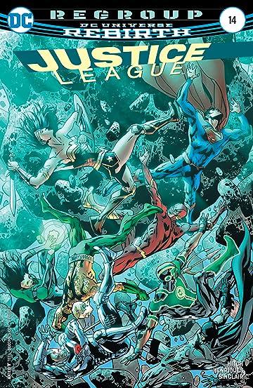 Justice League (2016-) #14