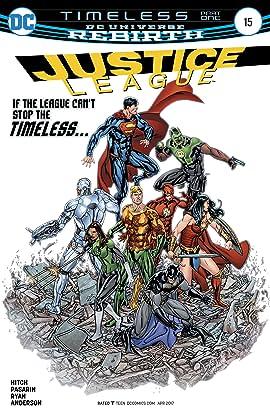 Justice League (2016-2018) #15
