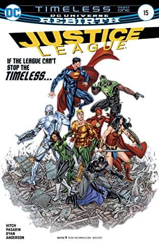 Justice League (2016-2018) No.15