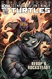 Teenage Mutant Ninja Turtles: Villains Micro-Series #7: Bebop & Rocksteady