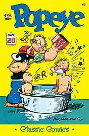 Popeye Classics No.13