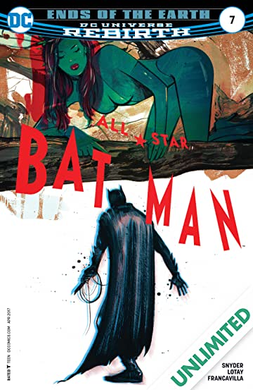 All-Star Batman (2016-2017) #7