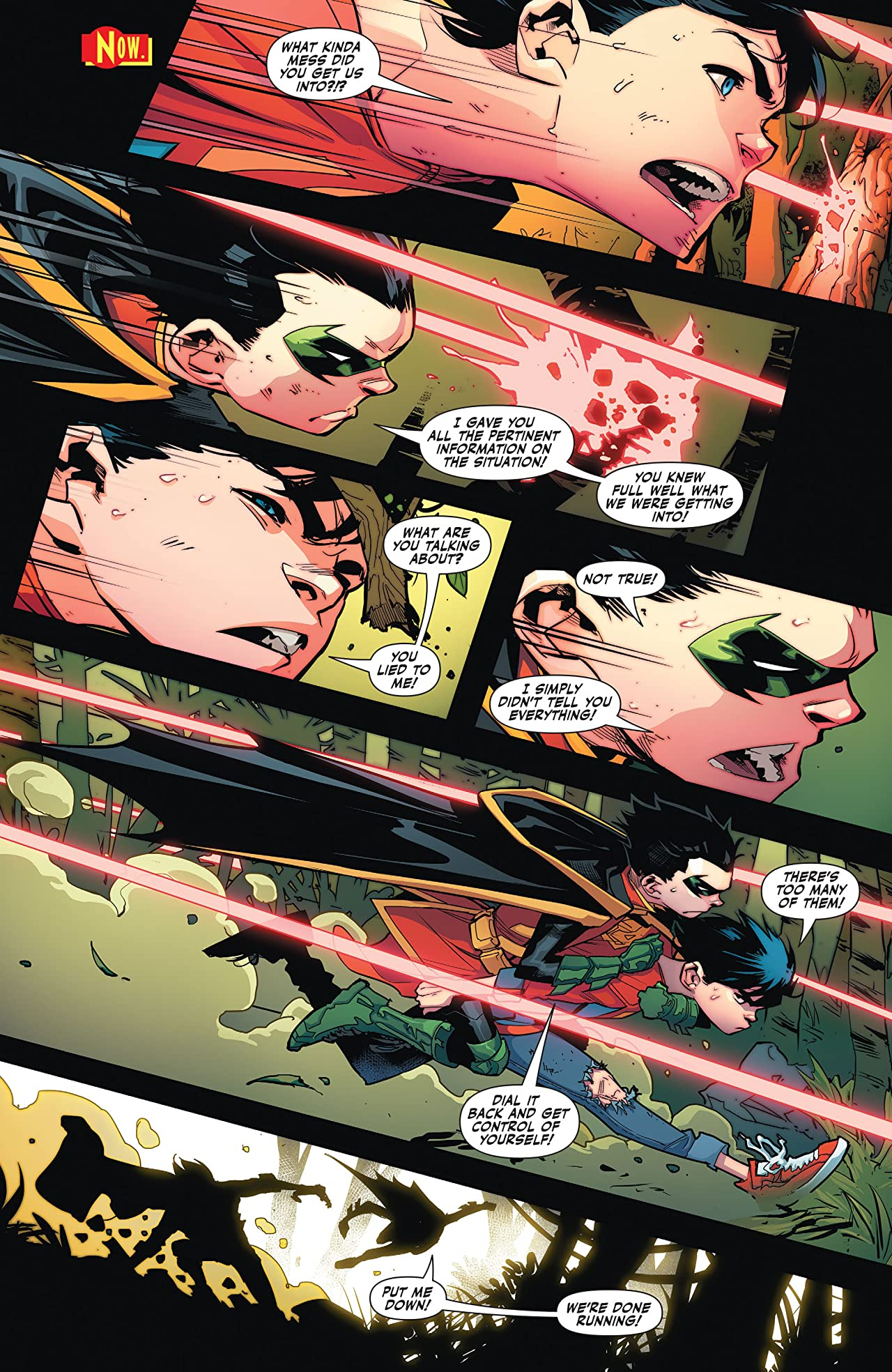 Super Sons (2017-) #1