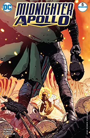 Midnighter and Apollo (2016-2017) #5