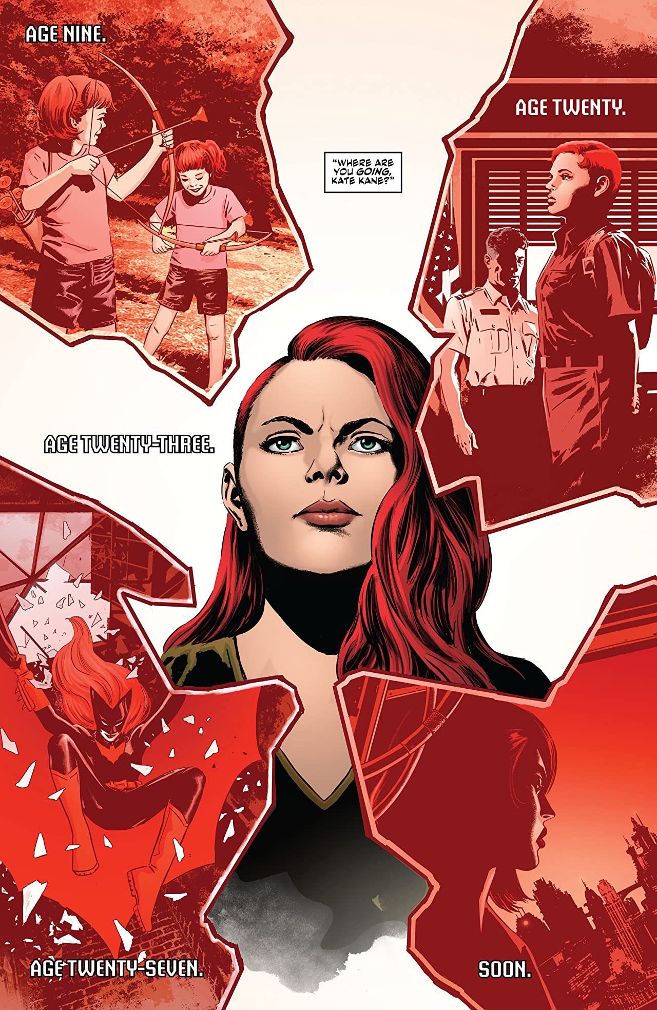 Batwoman: Rebirth (2017) No.1