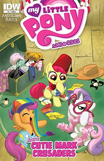 My Little Pony: Micro Series - Cutie Mark Crusaders #7