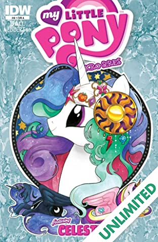 My Little Pony: Micro Series - Celestia #8