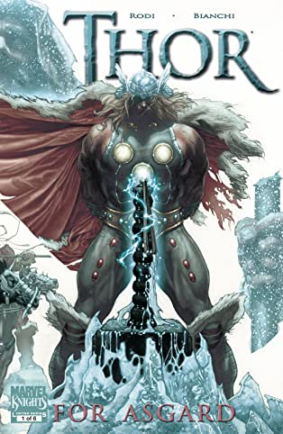 Thor: For Asgard (2010-2011) #1 (of 6)