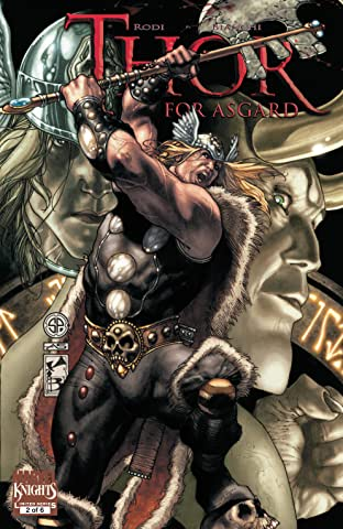 Thor: For Asgard (2010-2011) #2 (of 6)