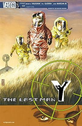 Y: The Last Man #12