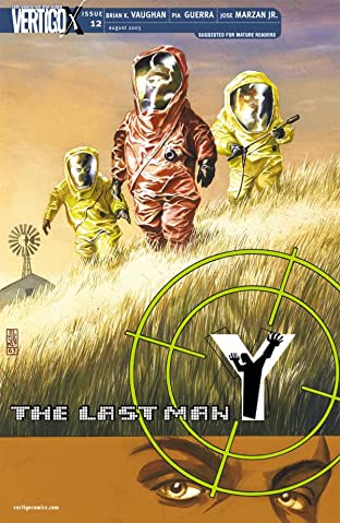 Y: The Last Man No.12
