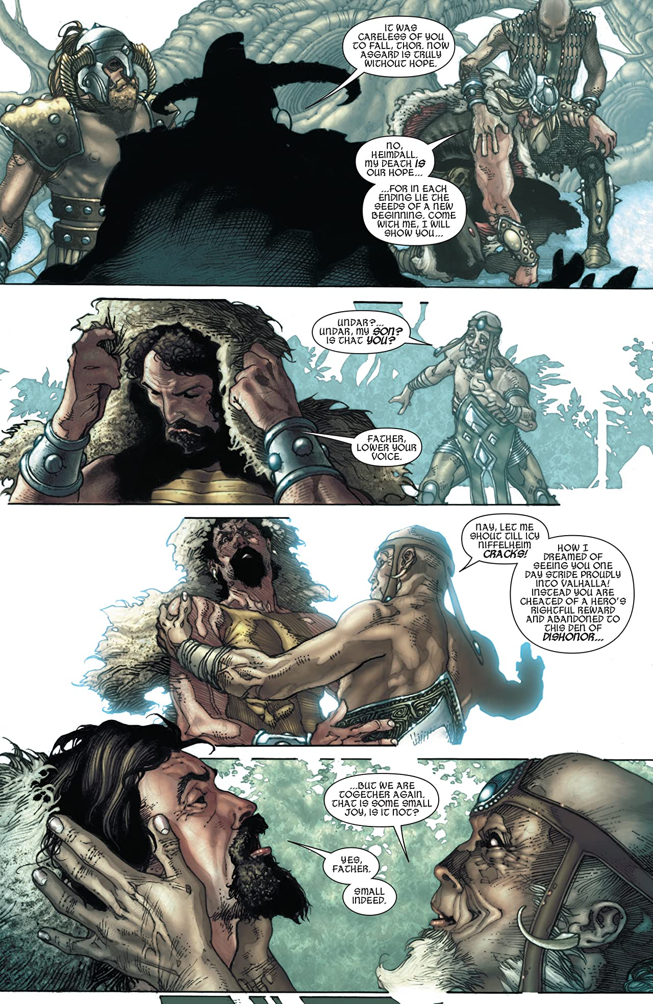 Thor: For Asgard (2010-2011) #6 (of 6)