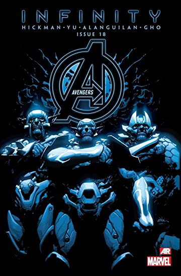 Avengers (2012-2015) #18