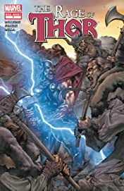 Thor: The Rage Of Thor (2010) #1