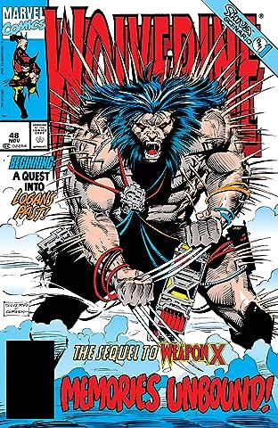 Wolverine (1988-2003) #48