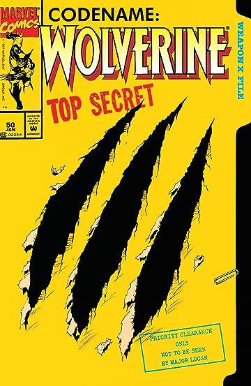 Wolverine (1988-2003) #50
